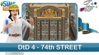 Sims FreePlay 🏢 | DtD 74th STREET | (Early Access) 🔑