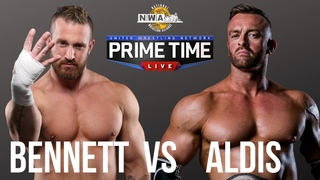 Nick Aldis Responds To The Challenge of Mike Bennett - This Is The NWA