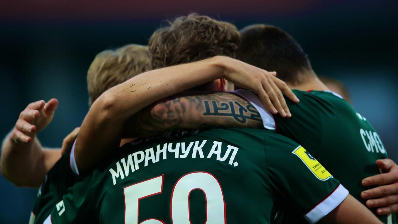 Локомотив - Краснодар, 1:0