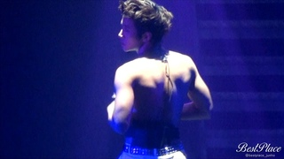 100905 2PM Encore Concert Don't Stop Can't Stop 준호 - Nice&Slow