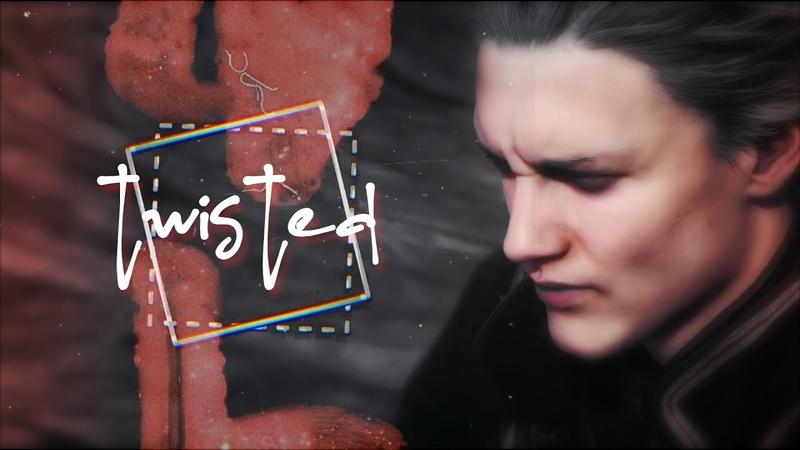DMC VERGIL || TWISTED