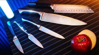 КУХОННЫЕ НОЖИ. Купить НАБОР ножей или взять пару НУЖНЫХ? Без чего НЕ ОБОЙТИСЬ?