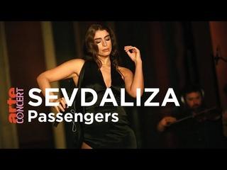 Sevdaliza dans Passengers - ARTE Concert
