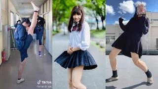Tik Tok Japan / 日本のティックトック学校 / Japan High School Tik Tok Ep01