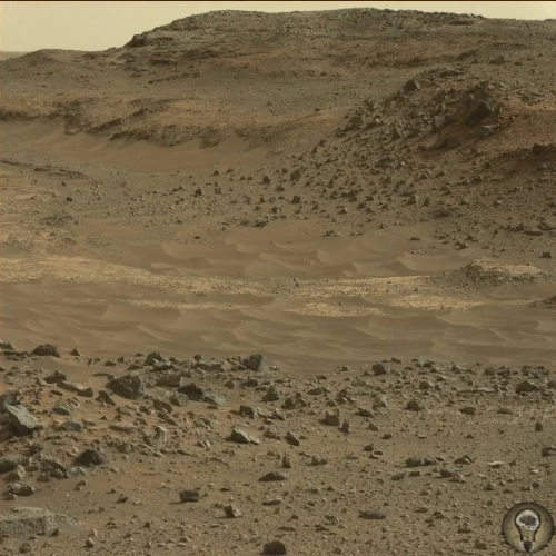 На Марсе нашли причудливые узоры на плитах рядом с пересохшим водоемом Недавние исследования ученых НАСА показывают, что на Марсе вода была в огромных количествах, хотя и только в течение