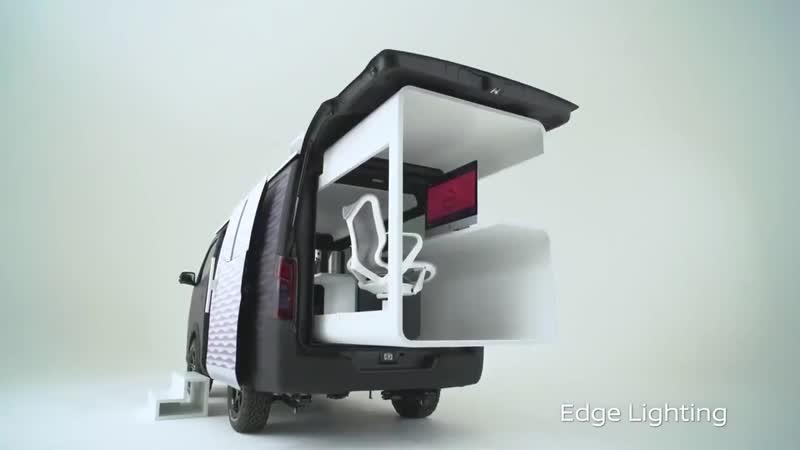 Японский фургончик